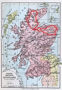 Schottland_strecke
