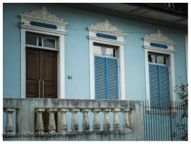 Teilweise gibt es sehr schicke alte Häuser, nicht besonders gross aber schick.