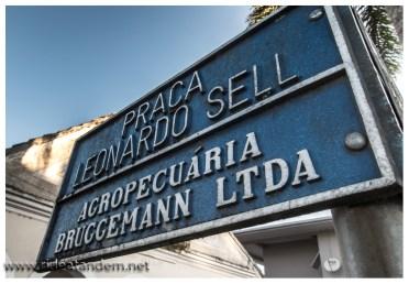 Die Sell-Familie ist zeimlich gross in Rancho Queimado