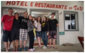 Hotel-Tuti Abschied