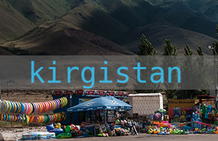 bereiste_laender – Kirgistan