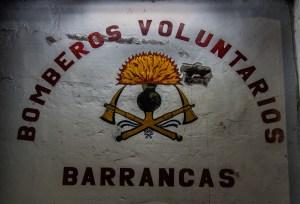 Barrancas Bomberos