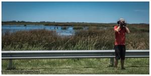 wer sich die Pampa als ödes trockenes Land vorstellt, liegt vollkommen falsch. Teilweise liegen sehr grose Seen und saftig grüne Felder in der Pampa. Nur Hügel wurden vergessen.