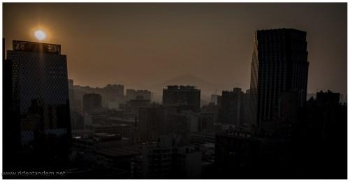 Smog kann auch schick sein