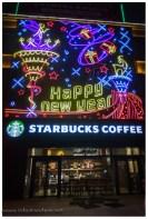 Starbucks wünscht ganzjährig ein prima Jahr.