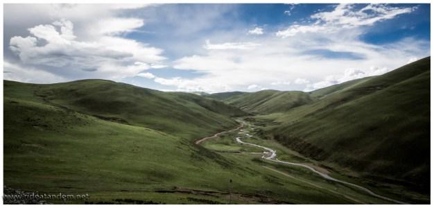 Die Landschaft bleibt wunderbar.