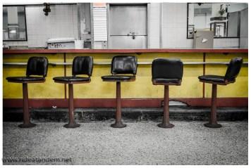 Wer alte Einrichtungen mag ist genau richtig in Havanna.
