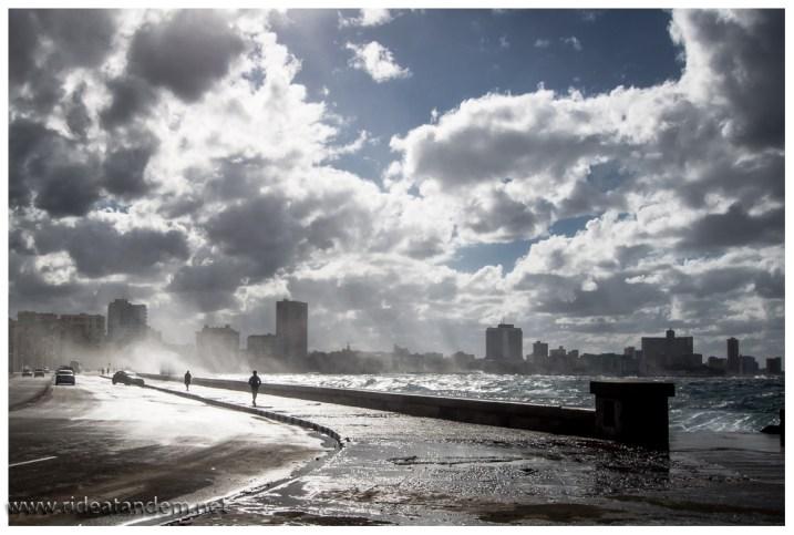 Die Waterfront von Havanna