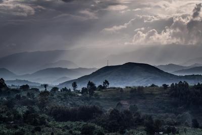 Uganda Berge