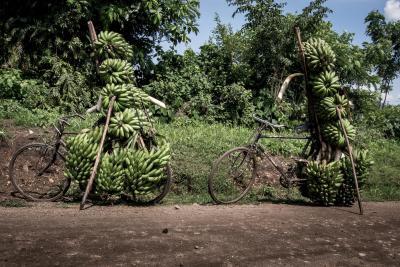 Uganda Fahrrad