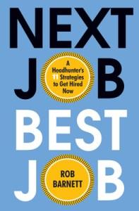 Next job, best job by Rob Barnett book cover