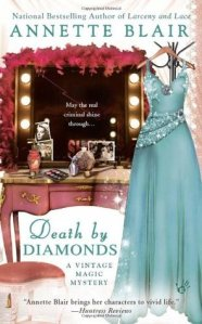 Death by Diamonds by Annette Blair