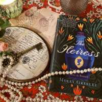 The Heiress by Molly Greeley book cover