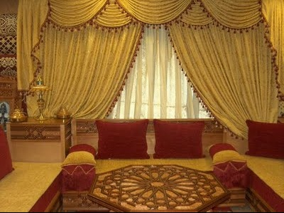 rideau oriental