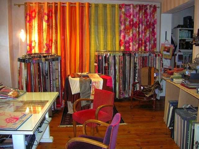 Comment  bien choisir  ses tissus d'ameublement – Le choix des motifs et couleurs