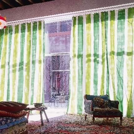 Le rideau épuré pour fenêtres