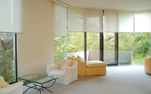 Choisir ses rideaux selon le type de fen tre rideaux pas Rideaux baie vitree moderne