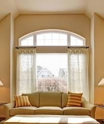 Les fenêtres cintrées