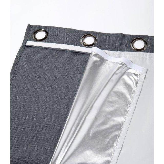 Les différents types de rideau thermique