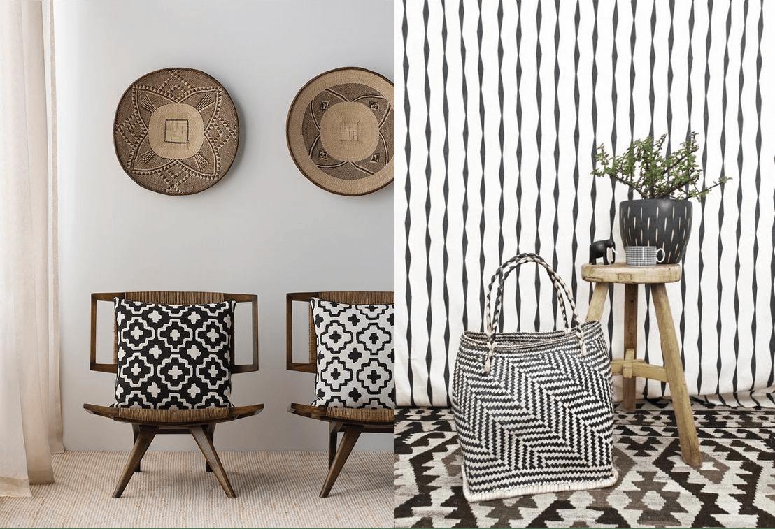 10 tendances de rideaux pour le salon rideaux pas cher. Black Bedroom Furniture Sets. Home Design Ideas