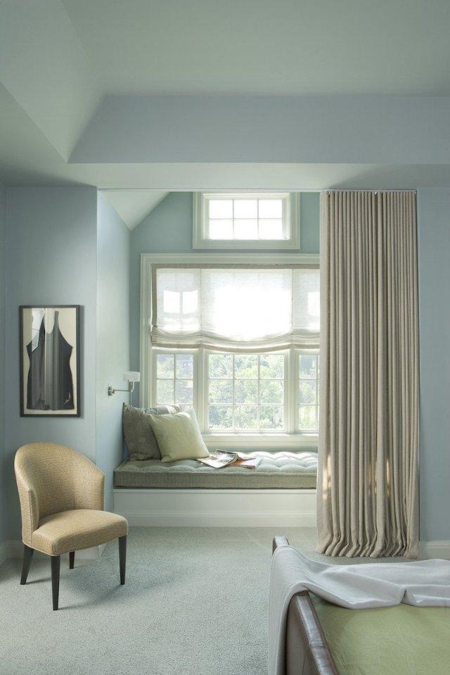 Habiller ses fenêtres après le choix des meubles