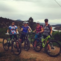 Ridgway Area Girls Ride! Loving all that I am learning and friends I am making