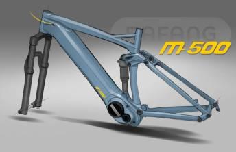 Bafang 2018 E-MTB M-500 01