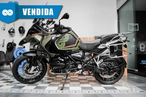 BMW R 1200 GS ADVENTURE MODELO 2015