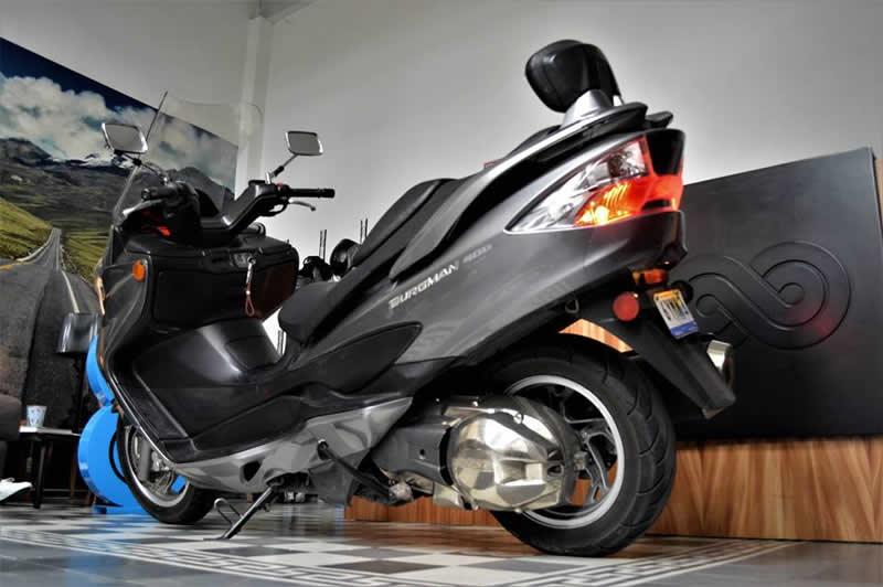 Motoneta Suzuki 2007