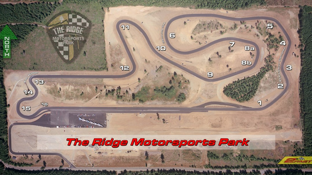 A quick five minute guide to the Ridge Motorsports Park