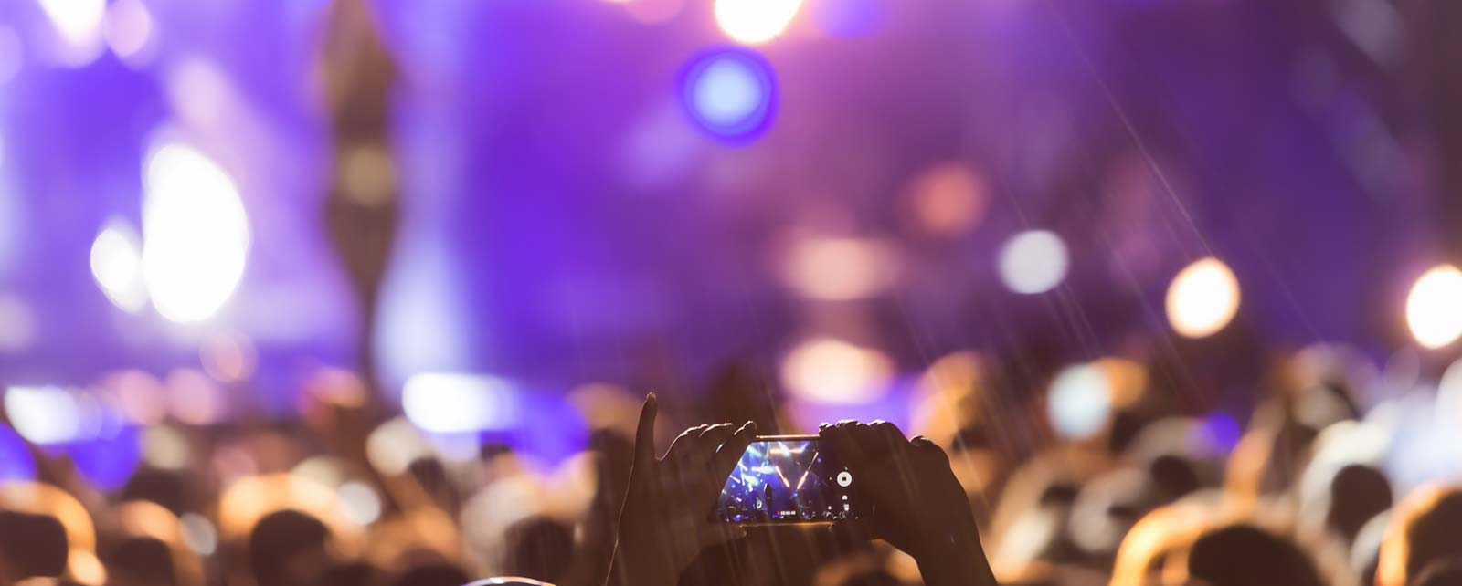 Concerts at Volvo Car Stadium