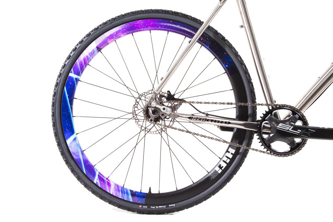 Limited Edition SSCXWCXPDX Wheel Sets
