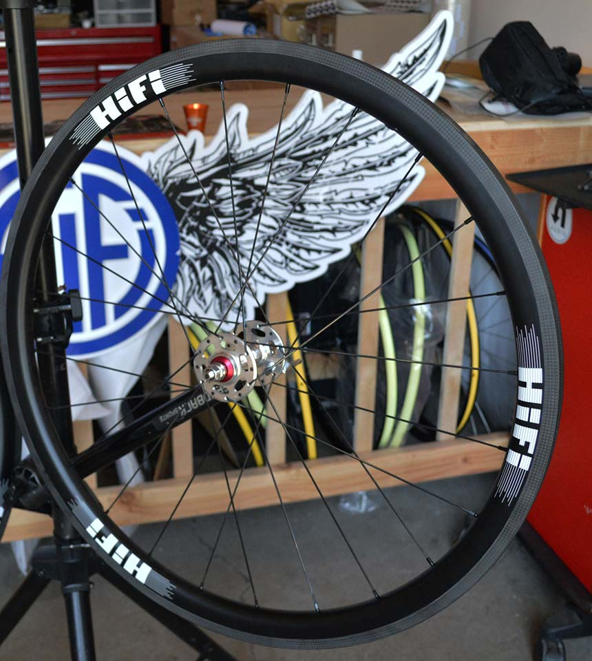 EP Pista and HFi wings