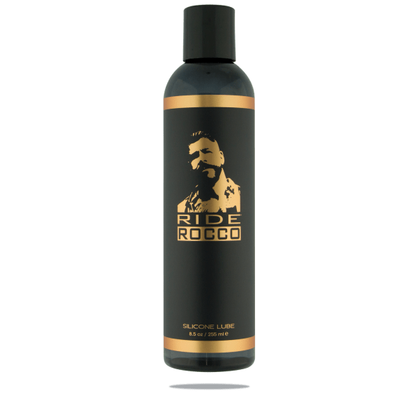 Ride Rocco Silicone Lube 8.5oz Bottle