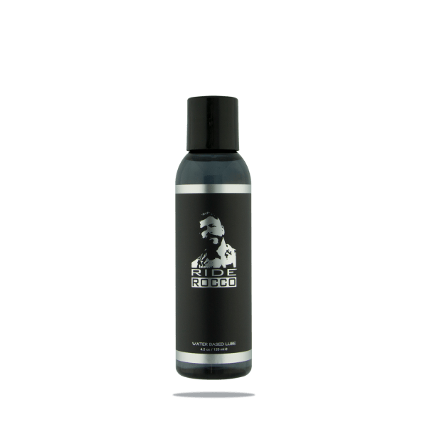 Ride Rocco Water Based Lube 4.2oz Bottle