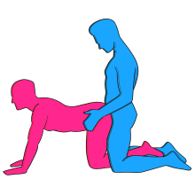 Big Dicks For Beginners: The Best Positions For Pain-Free Anal Sex