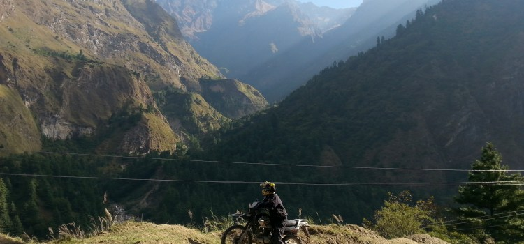 Muktinath Off Road Adventure