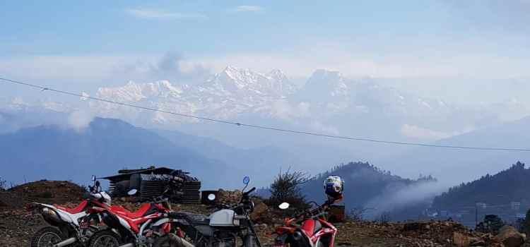 Extreme Everest Challenge