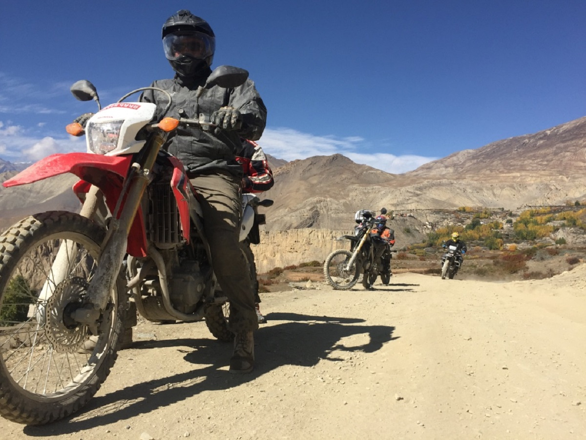 beyond the annapurnas motorcycle tour