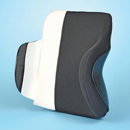 Ride Custom Back with soft foam insert