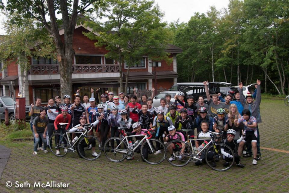 2014 Norikura Century Charity Ride
