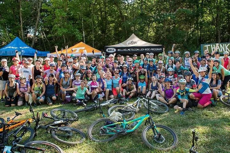 Bell expands 2017 Joy Ride women's mountain bike program, announces ride program ambassadors