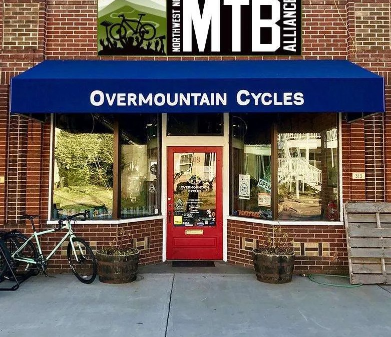 Annual Chapter Meeting at Overmountain Cycles in Morganton