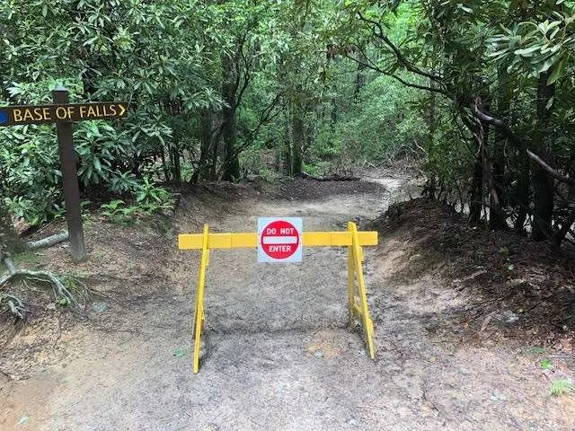 Update on Trail Closures and Alliance Activities