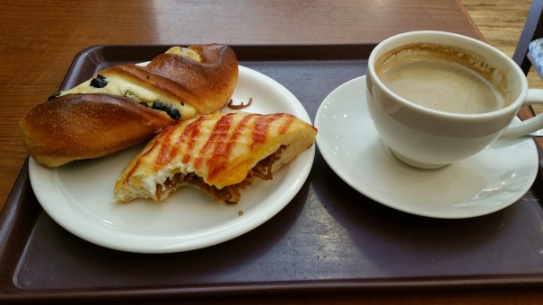 Breakfast in London Bakery - In Izumisano Japan