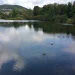 Parc Richelieu surrounding Lac Goudreault