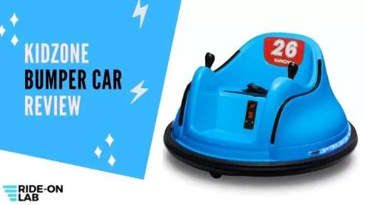 Kidzone Bumper Car Review