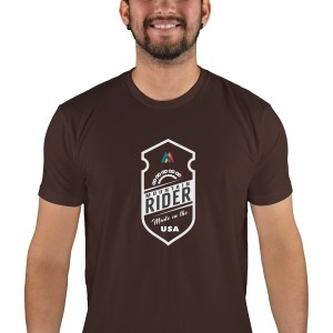 mens mtb mountain rider espresso t-shirt