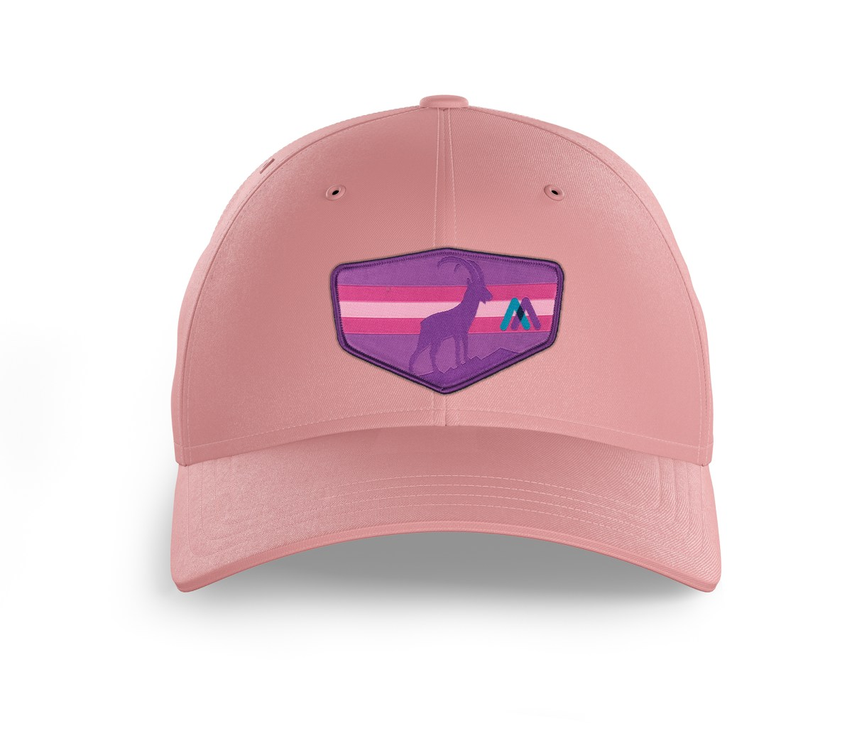 Tizi Purple Girls Pink Trucker Hat