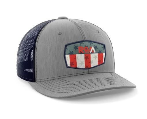 usa patch hat